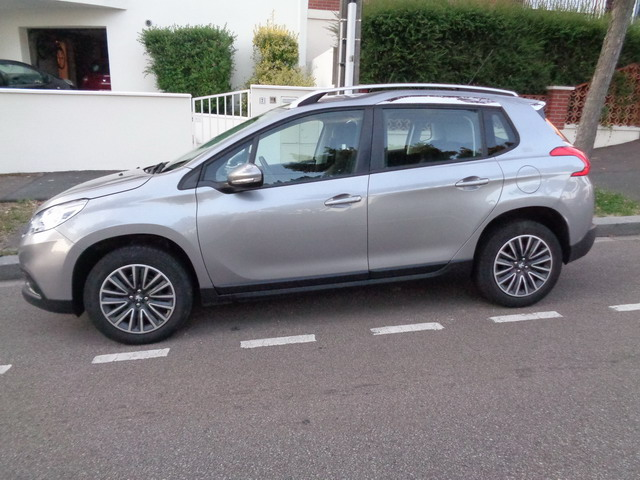 PEUGEOT 2008 HDI ACTIVE 57000 KMS