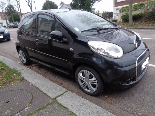 CITROEN C1 1.0 CONFORT  62500 KMS   1° MAIN